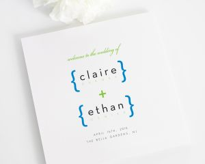 Addition of Love Wedding Programs