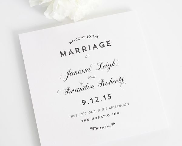 Marriage Label