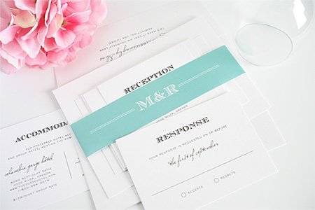 Free Sample Wedding Invitation