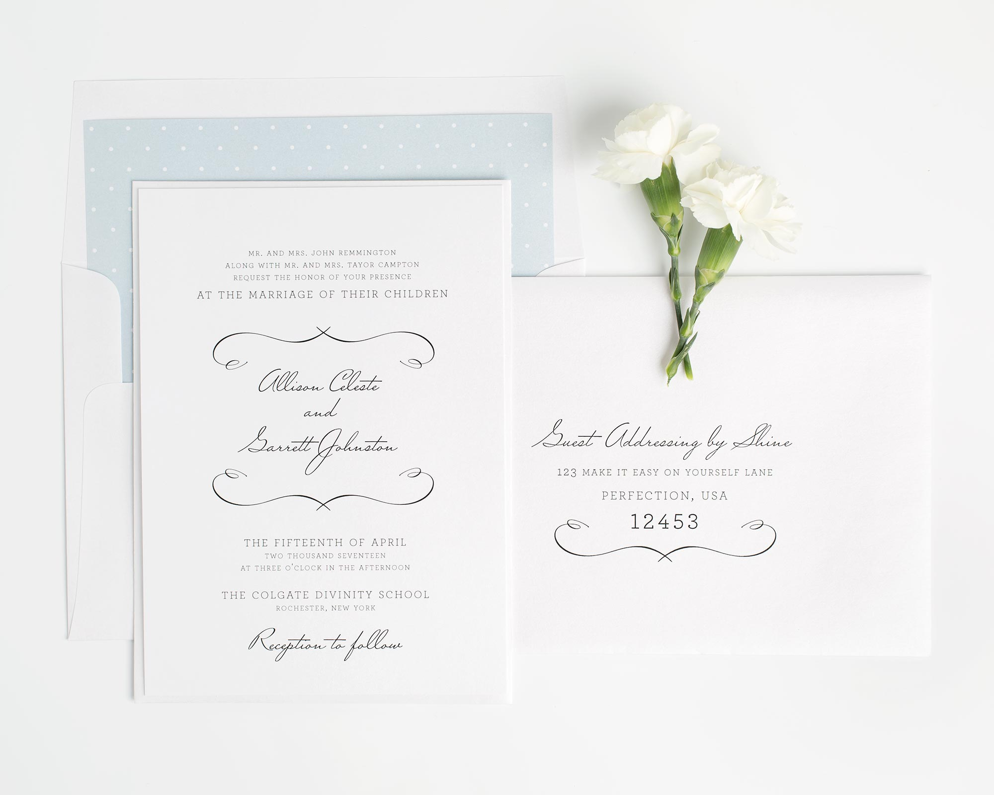 wedding invitation printing rochester ny - 28 images - 34 pics ...