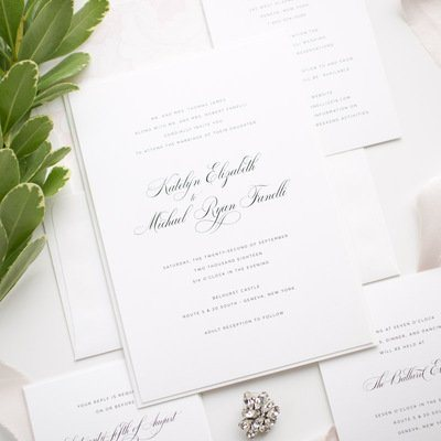 wedding invitation wording
