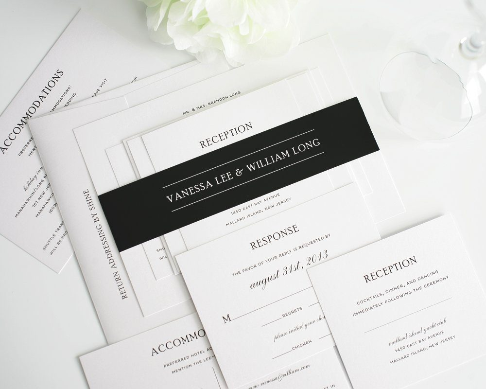 Simple Elegance – Page 2 – Wedding Invitations