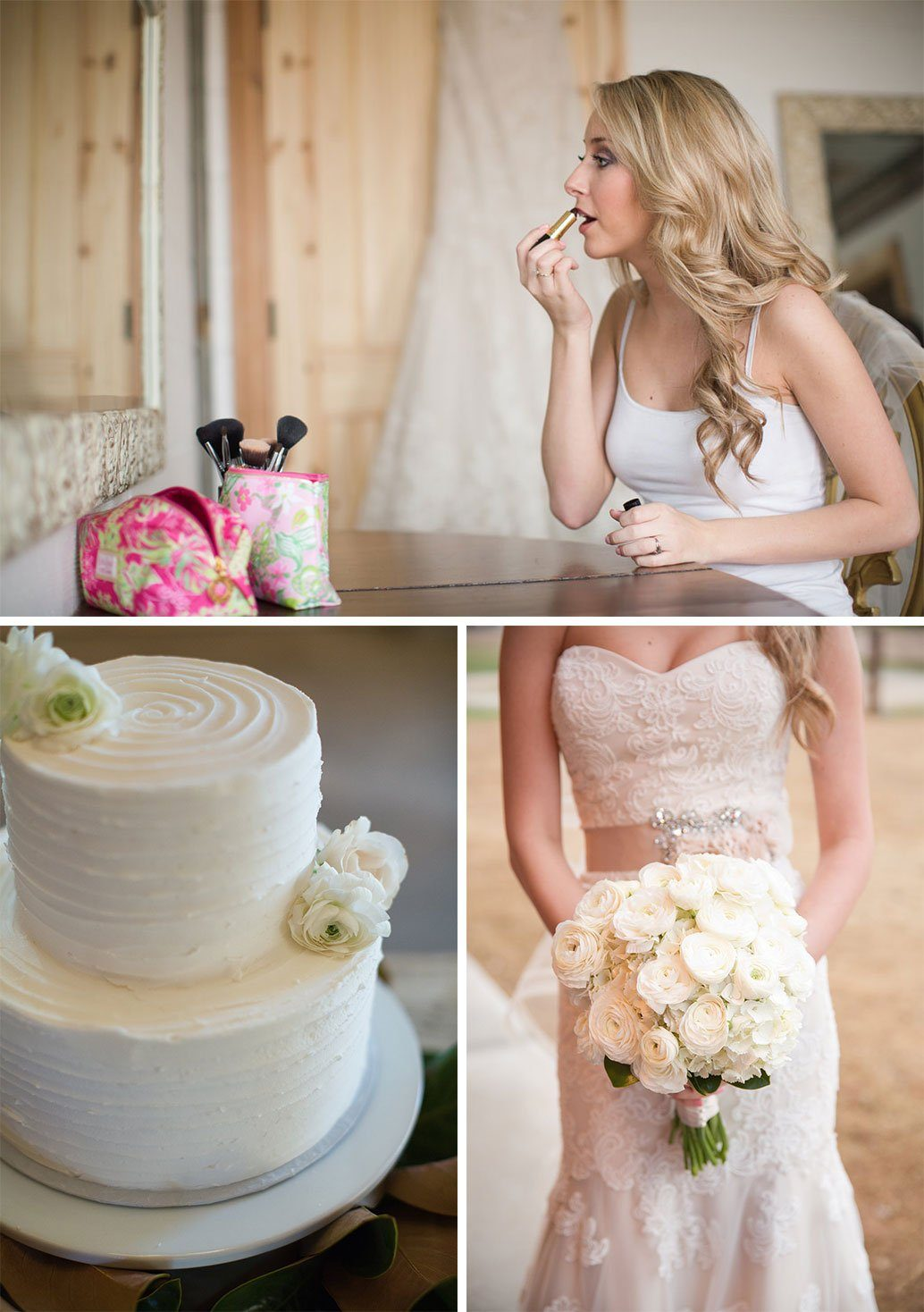 Blush Wedding Inspiration and details