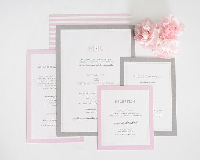 pink-and-gray-wedding-invitations