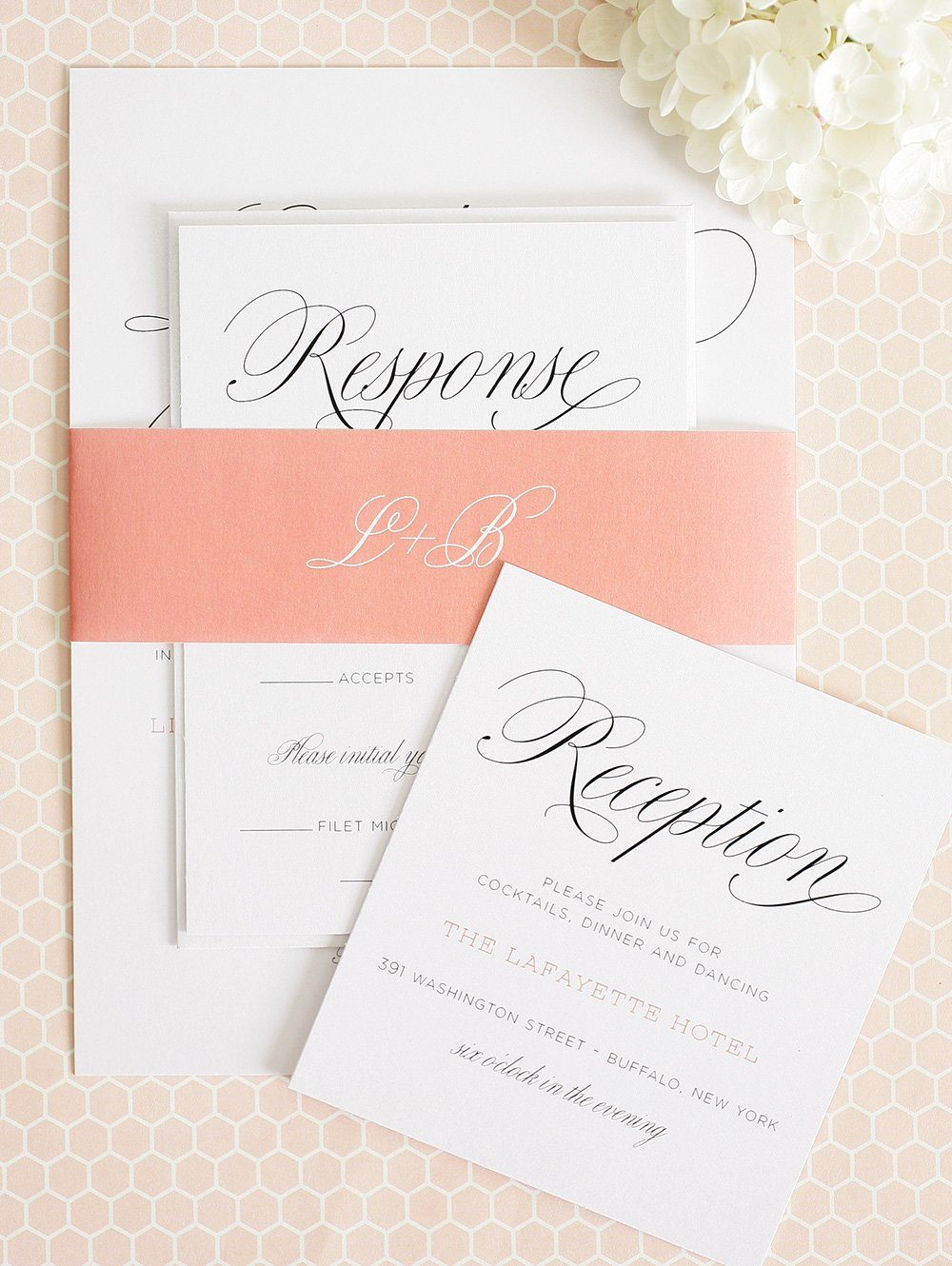 Large script wedding invitations wedding invitations garden wedding invitations monicamarmolfo Image collections