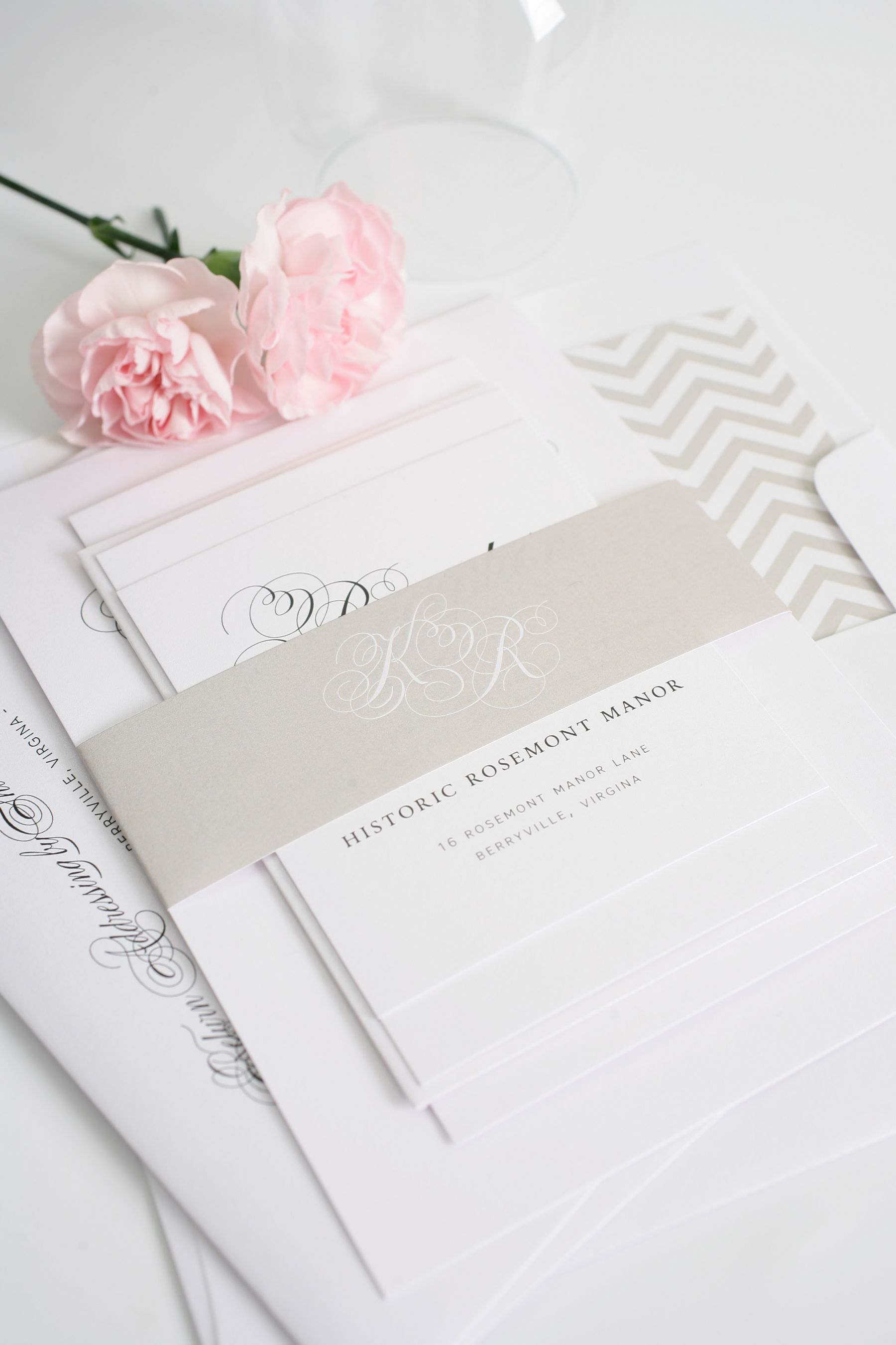 Wedding invitations with southern flare wedding invitations cream wedding invitations southern wedding invitations monicamarmolfo Image collections