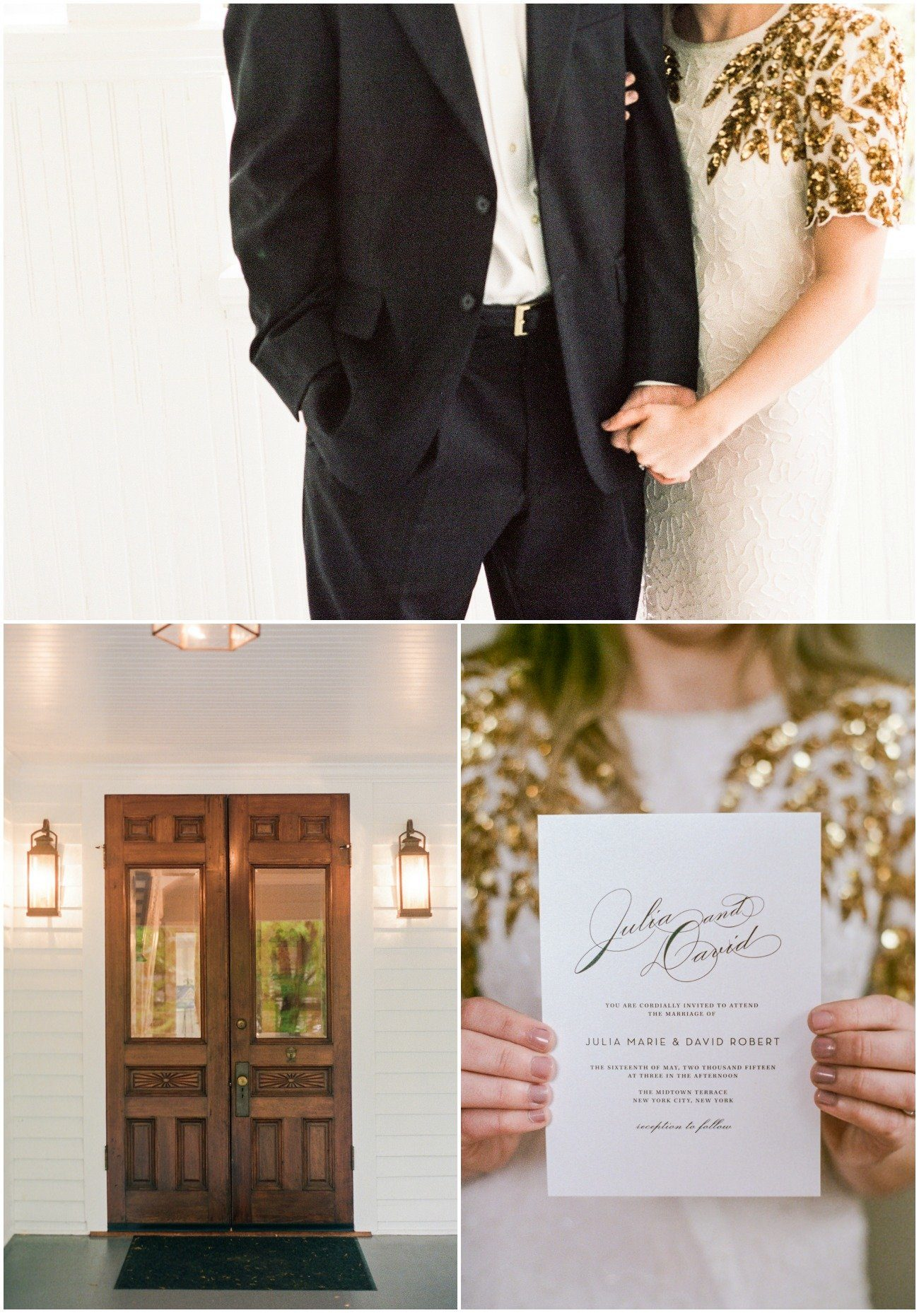 Jessica Horton Photography styled shoot with vintage glam wedding suite