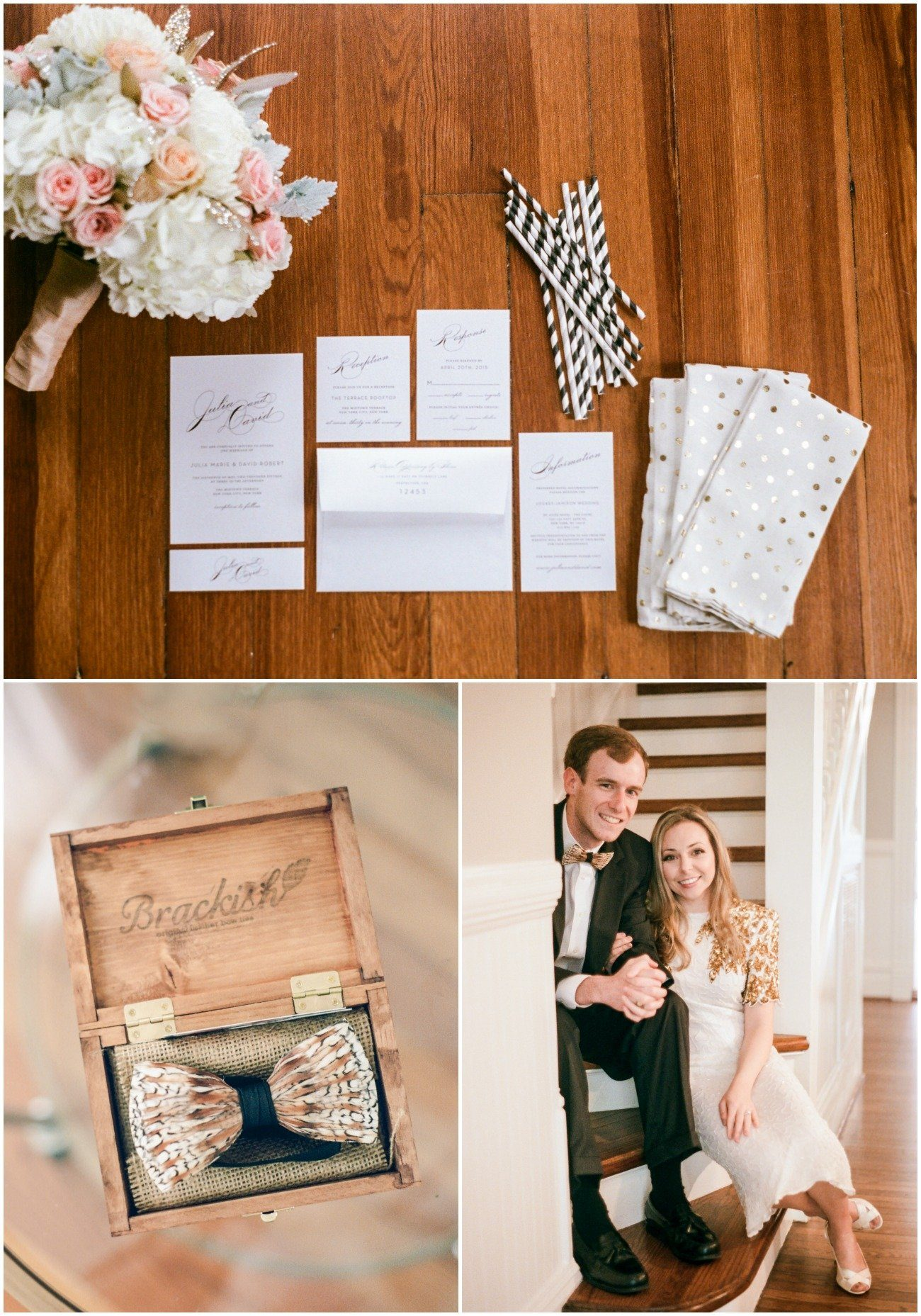 Vintage Glam styled shoot with JJ Horton Photography