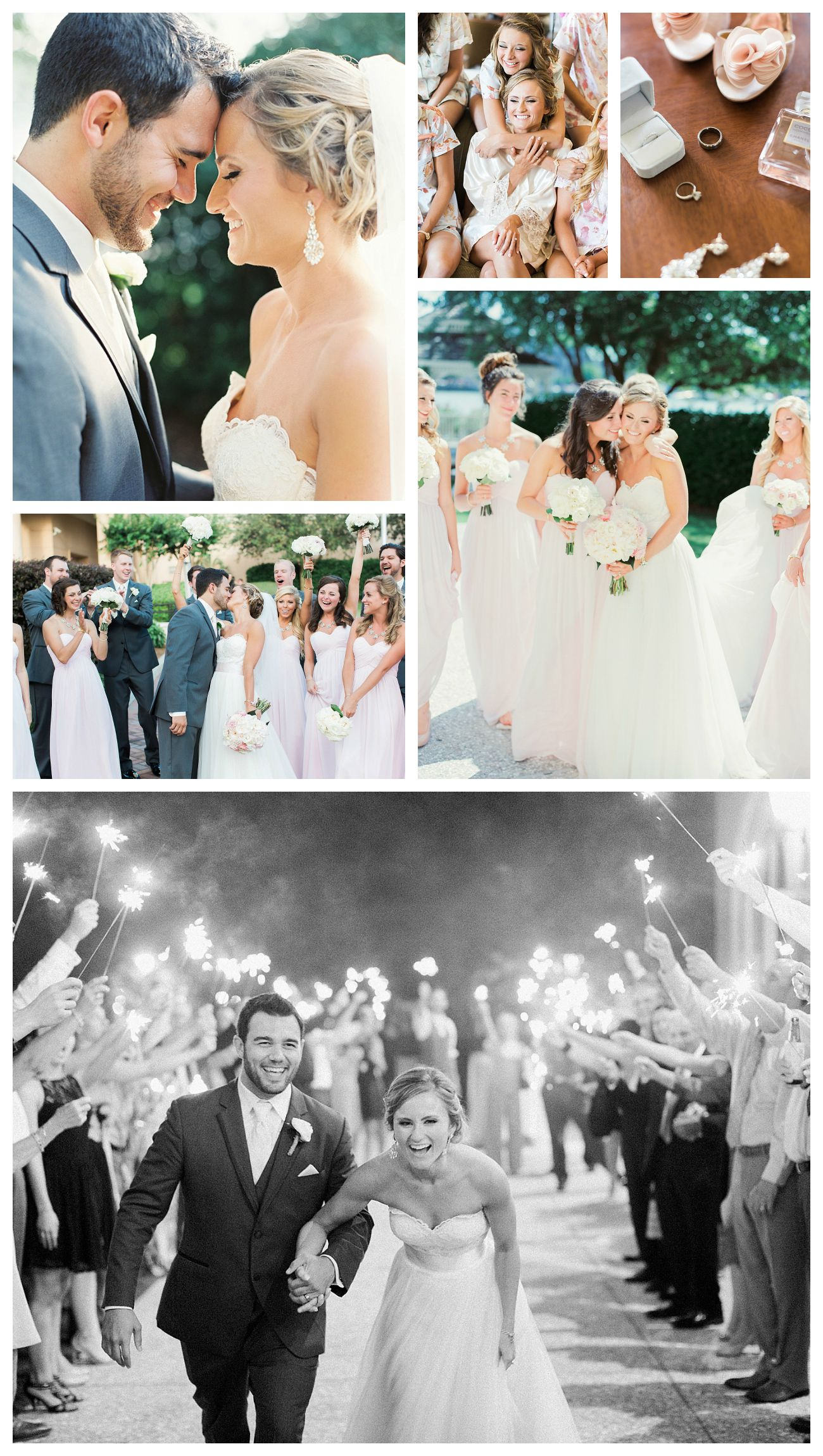 Real Wedding: Sarah + Nick