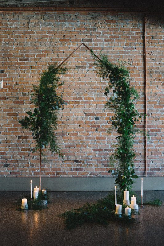 Modern Geometric Ceremony