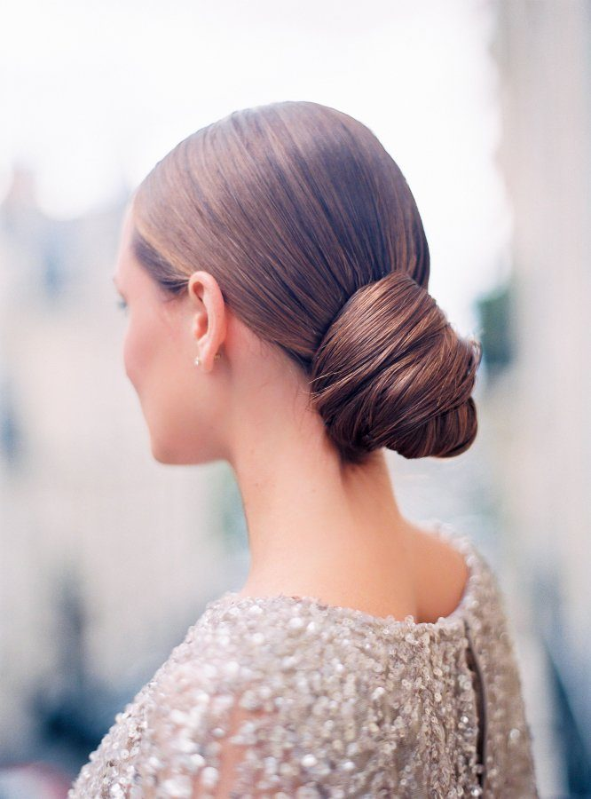 Le Secret d'Audrey Glam Hairstyle