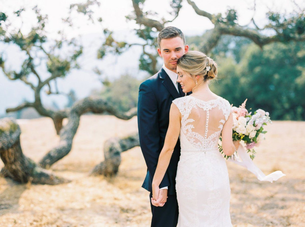 Michaella Noelle Designs Wedding at the Holman Ranch