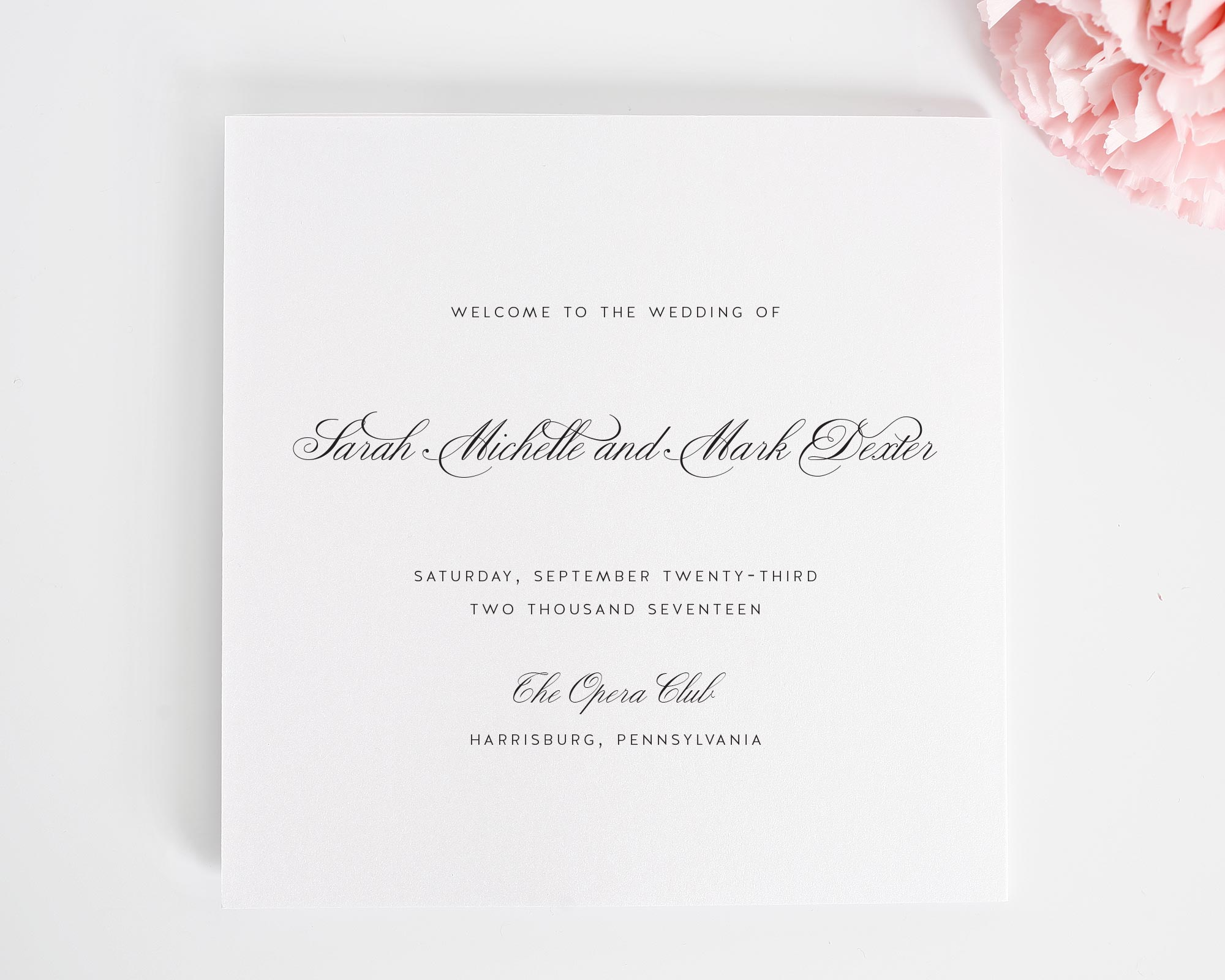 Raves Review and Press Shine Wedding Invitations