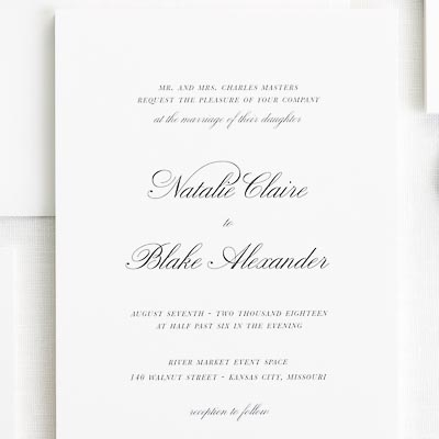 About Shine Wedding Invitations