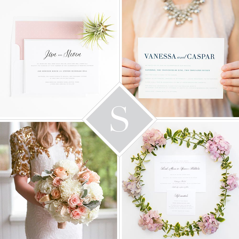 Free Sample Wedding Invites