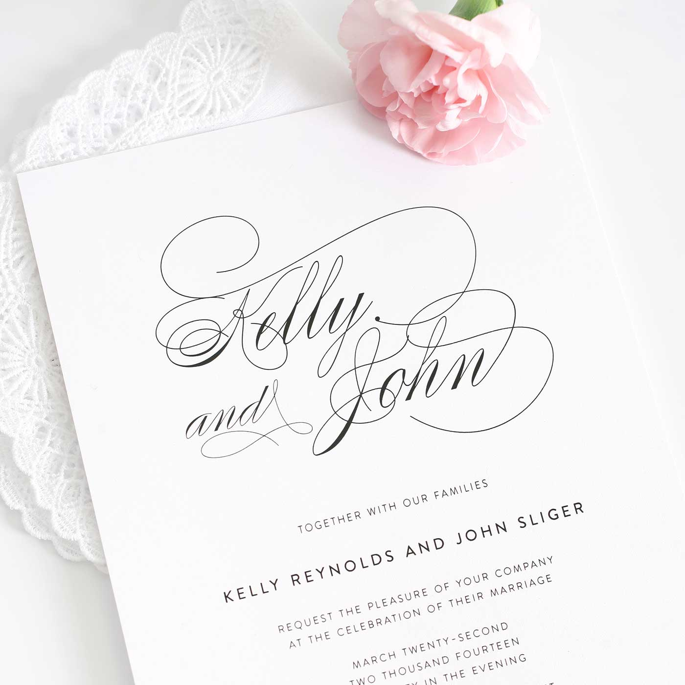 wedding invitations modern wedding invitations wedding programs