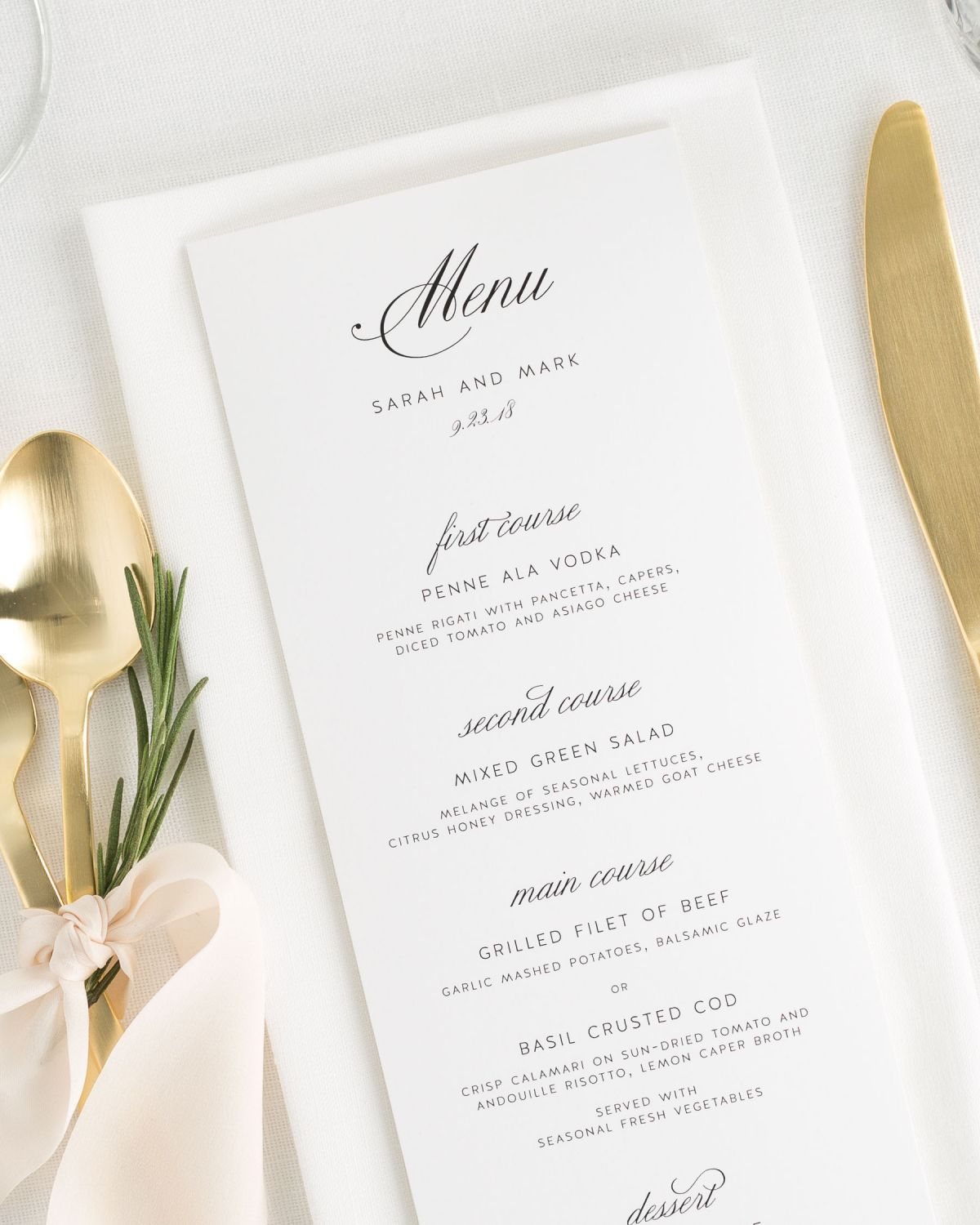 an analysis of wedding menu Eggwhites catering wedding trends for 2019 venues, locations  from food  and flowers to décor and attire, here is our forecast for the trends we expect to be  hot for the upcoming year  creative interpretation we have.