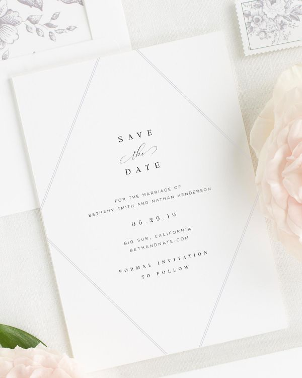 Bethany Save the Date Cards
