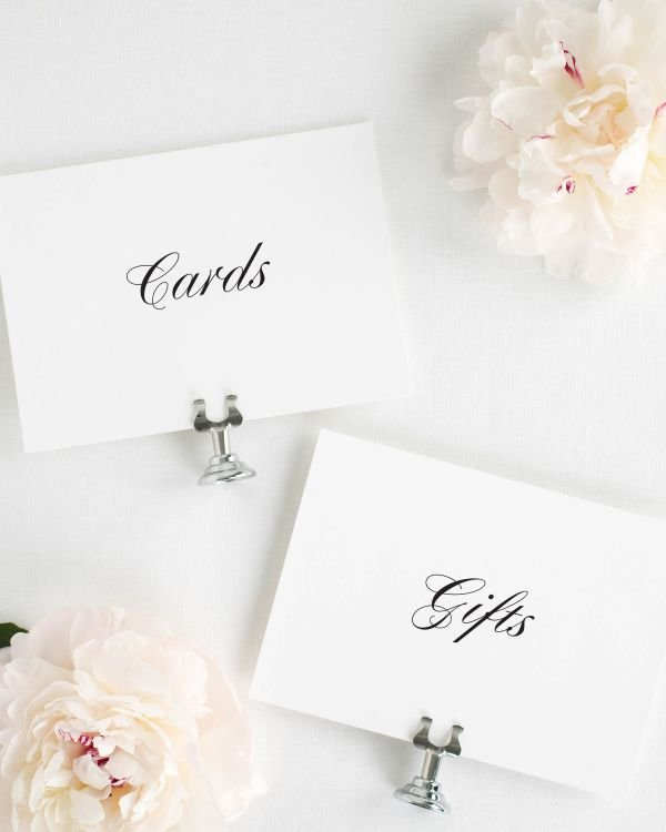 Caroline Wedding Signs Package