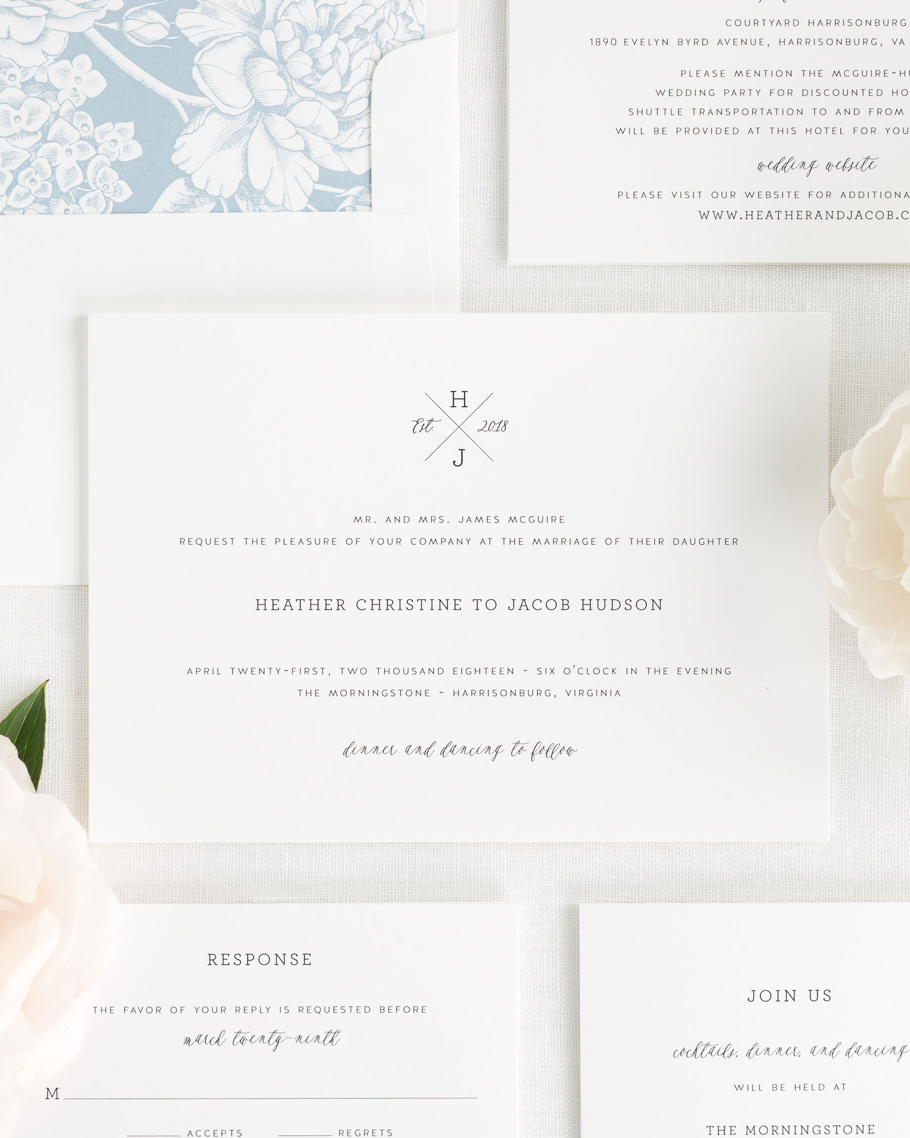 Cross monogram wedding invitations wedding invitations by shine stopboris Choice Image