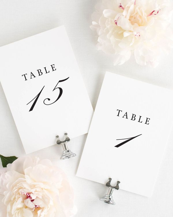 Kaitlyn Table Numbers