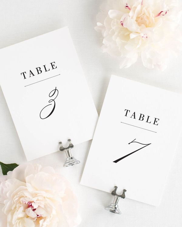 Upscale Script Table Numbers