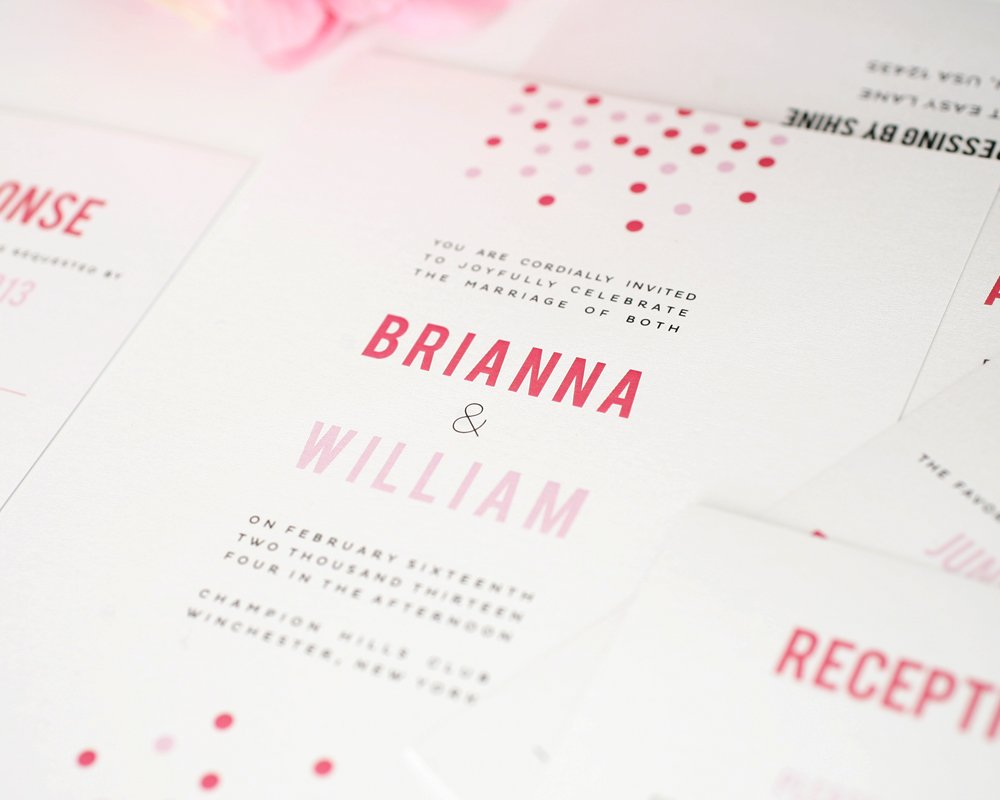 Silver Glittered Blush Laser Cut Wedding Invites Swws004 Stylishwedd